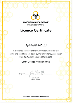 UMF Licence